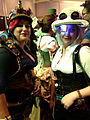 2014 Dragon Con Cosplay - Steampunk costumes 1 (14937590680).jpg