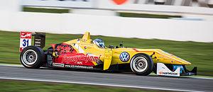 Tom Blomqvist - Tom Blomqvist in F3 - Hockenheimring 2014