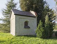2014 Kaplica św. Rocha w Starej Łomnicy, 06.JPG