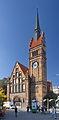 2014 Ostrawa, Ewangelicki kościół Chrystusowy 04.jpg