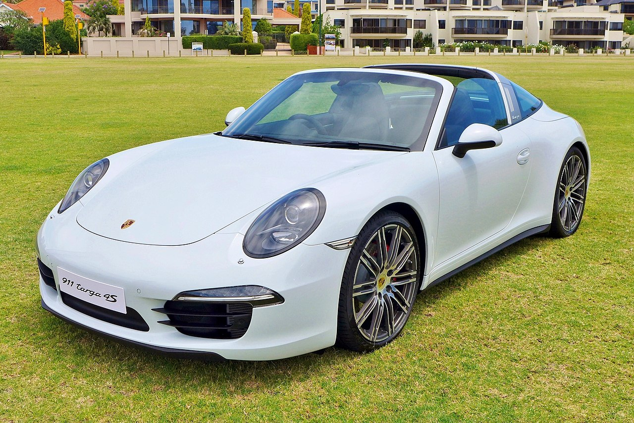 file 2014 porsche 991 targa 4s south perth 2014 jpg wikipedia. Black Bedroom Furniture Sets. Home Design Ideas