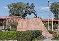 2014 Prowincja Szirak, Giumri, Pomnik generała Andranika Ozaniana (02).jpg