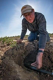 Micro-irrigation