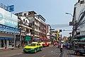 2016 Bangkok, Dystrykt Phra Nakhon, Ulica Chakrabongse (04).jpg
