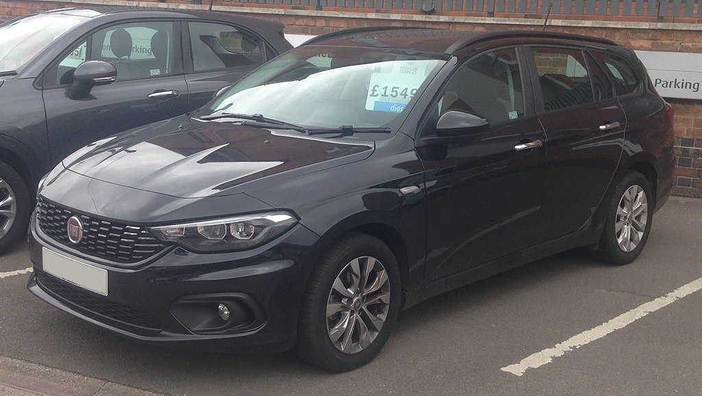 File2016 Fiat Tipo Easy 16g Wikimedia Commons