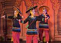 2016 Phnom Penh, Tradycyjny Kambodżański Pokaz Tańca (194).jpg