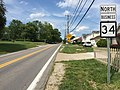 2017-07-24 15 52 44 View north along West Virginia State Route 34 Business (Main Street) at Shaw Lane in Hurricane, Putnam County, West Virginia.jpg