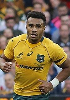 Will Genia Australian rugby union player