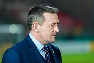 Aidy Boothroyd English footballer and manager