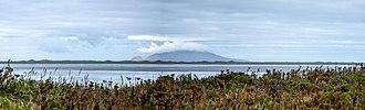 Amak Volcano - Image: 2018 11 18 Amak Island Volcano 18 09 07