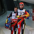 2018-11-25 Doubles Sprint World Cup at 2018-19 Luge World Cup in Igls by Sandro Halank–261.jpg