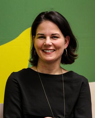 Annalena Baerbock - Baerbock in 2018
