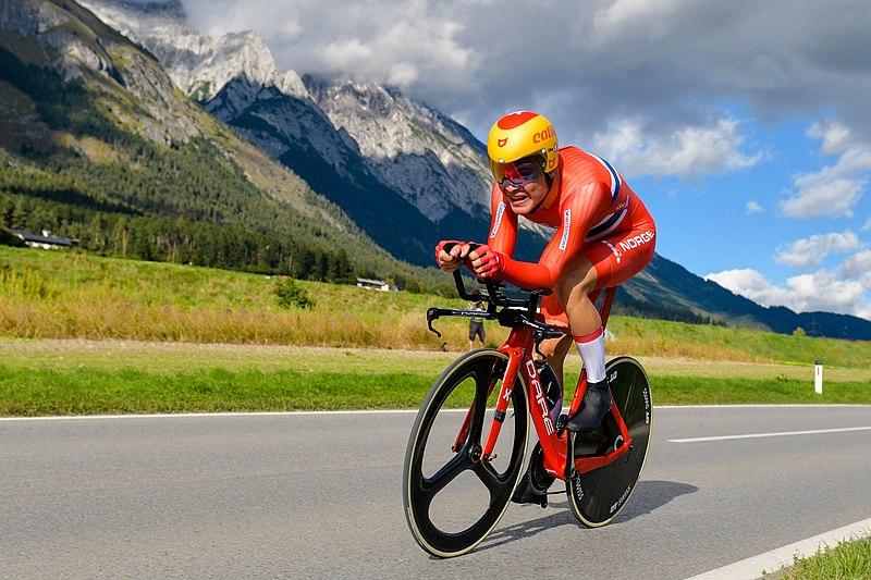 File:20180924 UCI Road World Championships Innsbruck Men U23 ITT Tobias S. Foss 850 8184.jpg