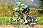 20180924 UCI Road World Championships Innsbruck Women Juniors ITT Marina Kurnossova DSC 7686.jpg