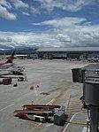 2018 Aeropuerto El Dorado de Bogotá - Muelle nacional.jpg