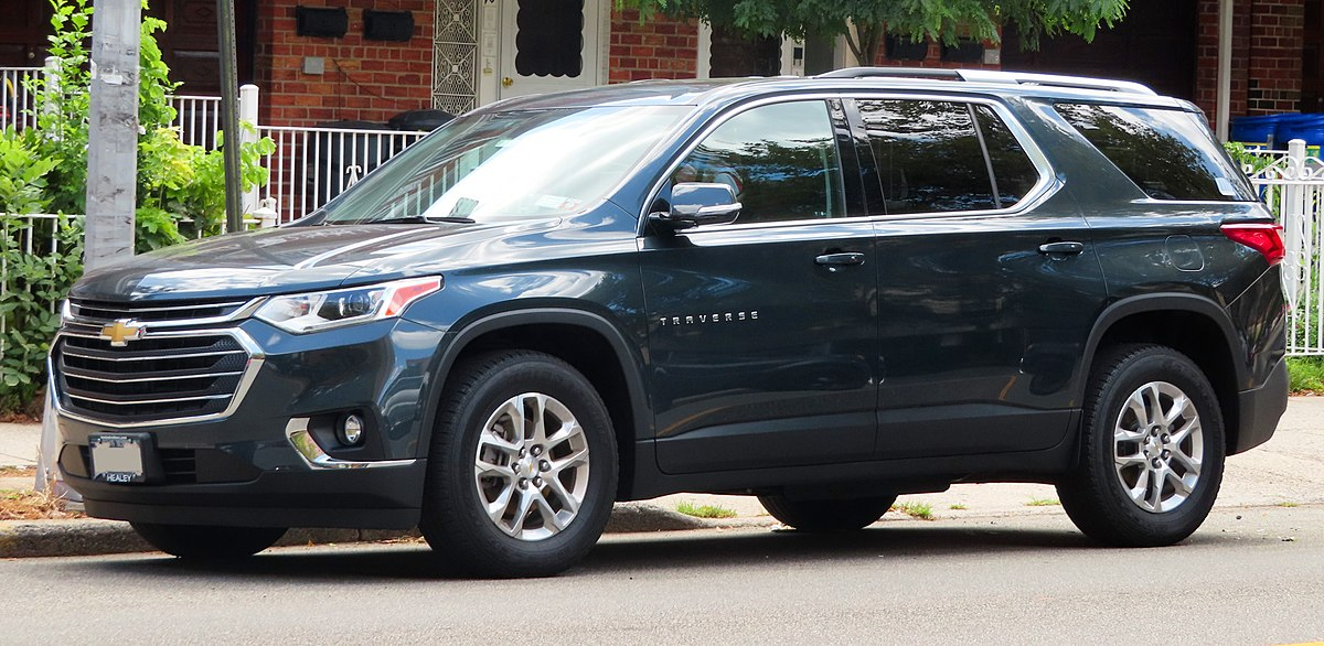 Chevrolet Traverse - Wikipedia