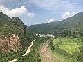 201908 Longchuan River in Xuanzihe.jpg