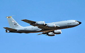 96th Air Refueling Squadron - Image: 203d Air Refueling Squadron Boeing KC 135R BN Stratotanker 61 0290