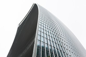 RSA Insurance Group - RSA's London offices at 20 Fenchurch Street