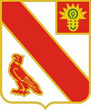 21st Field Artillery Regiment - Image: 21 FA Rgt DUI