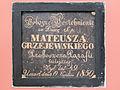 230313 Commemorative plaque of Church of Saint Dorothy in Cieksyn - 01.jpg
