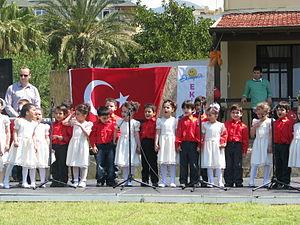 TRT International April 23 Children's Festival - April 23 2011 Children's Festival