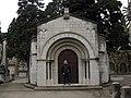 246 Sector de Santa Eulàlia, panteó neo-romànic i Guillem.jpg
