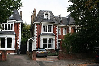 Semi-detached - 1890s middle-class semis in Blackheath, London