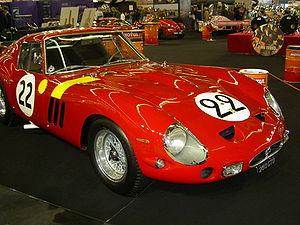 1963 World Sportscar Championship - Ferrari won Division III with the GTO