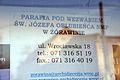 253viki Kościół w Żurawinie - tablica informacyjna. Foto Barbara Maliszewska.jpg