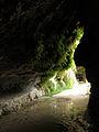 255 Balma rere el salt d'aigua del Tenes, Sant Miquel del Fai.JPG