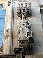 279 Seu de la Caixa de Sabadell, el Treball de Josep Llimona.jpg