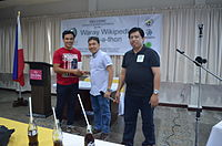 3rd Waray Wikipedia Edit-a-thon 20.JPG