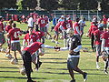49ers training camp 2010-08-09 29.JPG