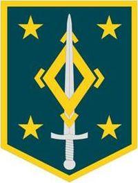 4th Maneuver Enhancement Brigade SSI