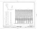 50-52 North Commercial Street (Commercial Building), Mobile, Mobile County, AL HABS ALA,49-MOBI,145- (sheet 6 of 9).png