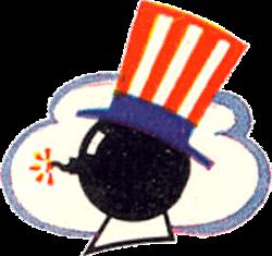 598th Bombardment Squadron - Emblem.png