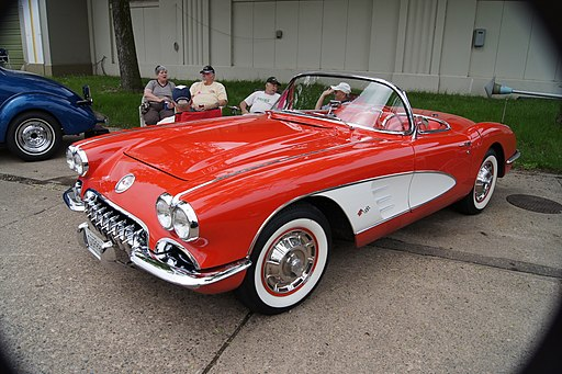59 Chevrolet Corvette, Ask 7 Experts 3 Questions, What's Your Dream Car?