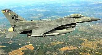 Shaw Air Force Base - 20th Fighter Wing F-16CJ Block 50, 00–220