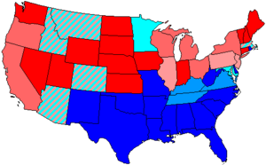 United States House of Representatives elections, 1954 - Image: 84 us house membership