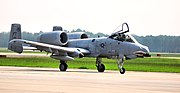 A-10 Thunderbolt II 80-0252