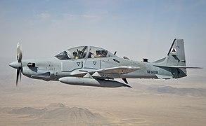 A-29 Over Afghanistan