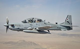 light ground attack and training aircraft