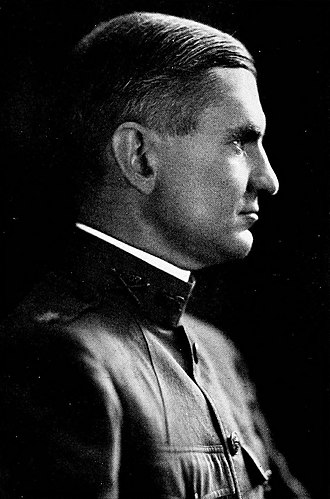 Anson Goodyear - Colonel Goodyear, executive officer of the Camp Taylor, Kentucky training school for artillery officers during World War I.