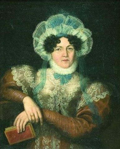 Александра Бегичева (1835)