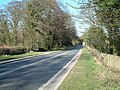 A614 Near Bessingby - geograph.org.uk - 1223468.jpg