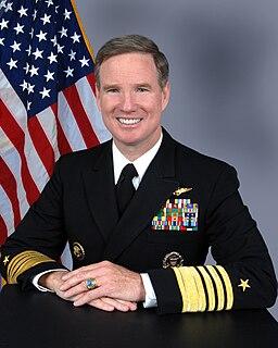 Patrick M. Walsh United States Navy admiral
