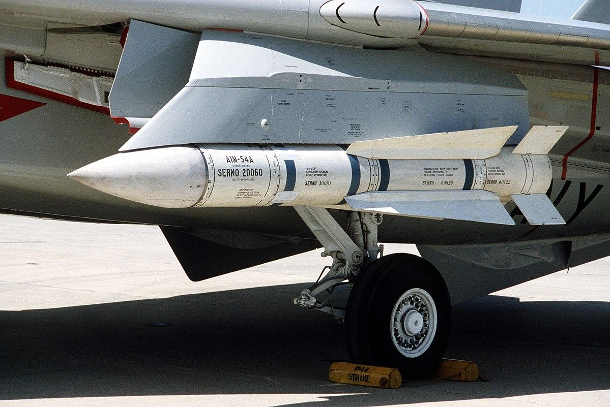 AIM-54 Phoenix — Википедия