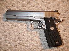 List of semi-automatic pistols - Wikipedia