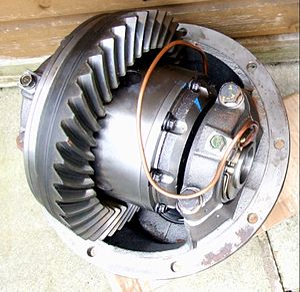 Locking differential - Image: ARB Air Locking Differential (RLH)